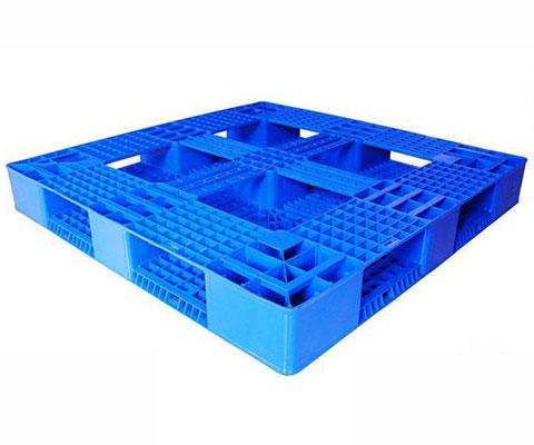 田字型塑料托盘-抗撞击性和耐用性易冲洗