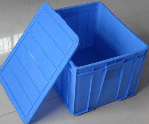 塑料周转箱-物流周转箱使用方便便于存放节省能源防尘功能