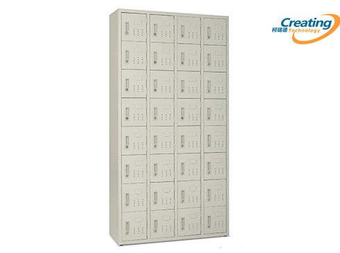 置物柜-储物柜库房车间办公置物柜零件盒配套储存功能