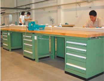 重型工作台-铝型材工作台