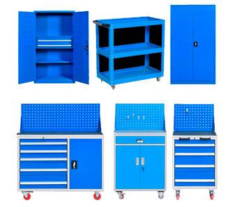 工具柜-工具车-重型工作台